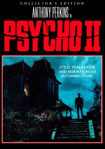 Psycho Ii (collector's Edition Perkins Scarwid Fahey R