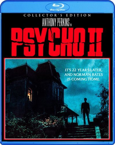 Psycho Ii (collector's Edition Hopkins Miles Tilly Blu Ray Ws R