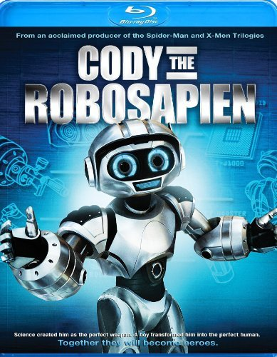 Cody The Robosapien Cody The Robosapien Blu Ray Ws Pg