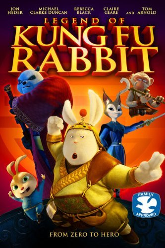 Legend Of Kung Fu Rabbit Legend Of Kung Fu Rabbit Ws Pg