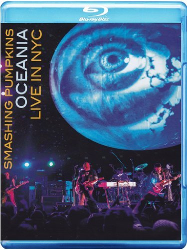 Smashing Pumpkins Oceania Live In Nyc Blu Ray Ws Nr