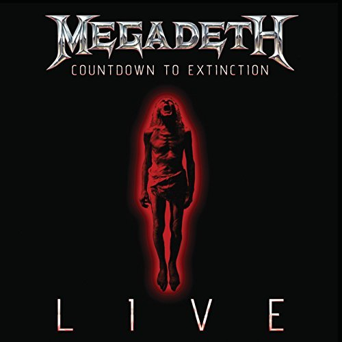 Megadeth Countdown To Extinction Live