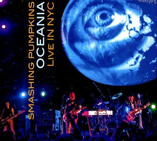 Smashing Pumpkins Oceania Live In Nyc (2cd Dvd) 2 CD DVD
