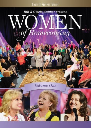 Bill & Gloria Gaither Vol. 1 Women Of Homecoming Nr