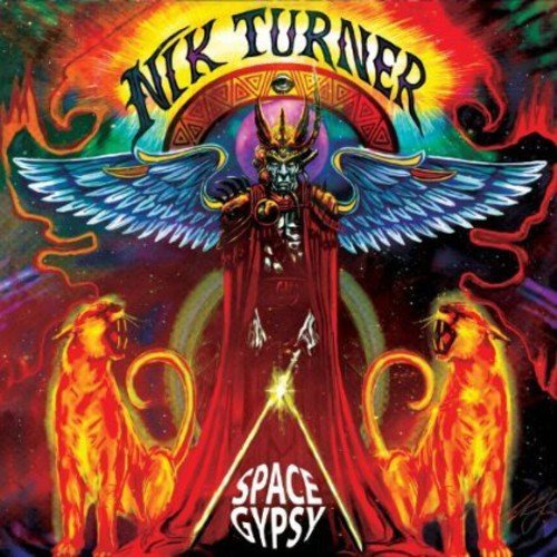 Nik Turner Space Gypsy