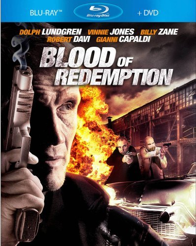 Blood Of Redemption Lundgren Jones Zane Blu Ray Ws Nr Incl. DVD