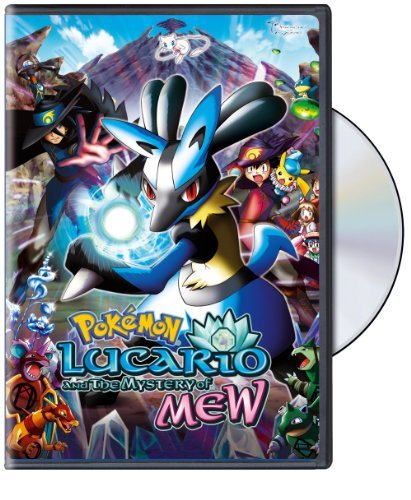 Lucario & The Mystery Of Mew Pokemon Nr