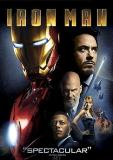 Iron Man Downey Bridges Howard Paltrow DVD Pg13 Ws