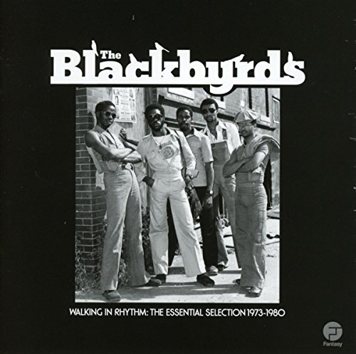 Blackbyrds Walking In Rhythm The Essenti 2 CD