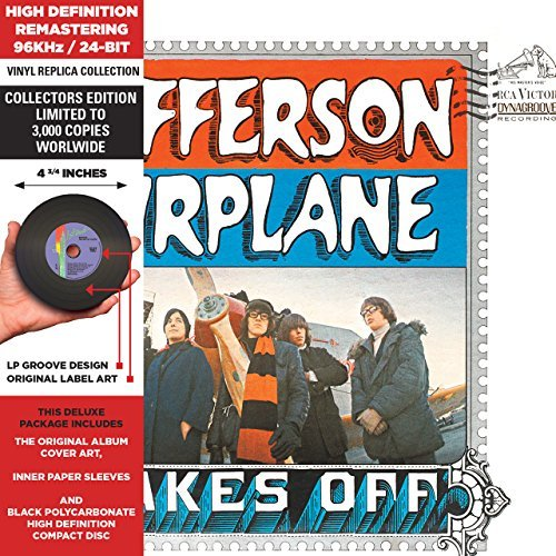 Jefferson Airplane Takes Off Remastered Lmtd Ed. Deluxe Vinyl Replica