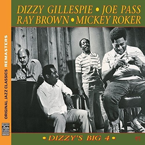 Dizzy Gillespie Dizzys Big 4 Origi Remastered