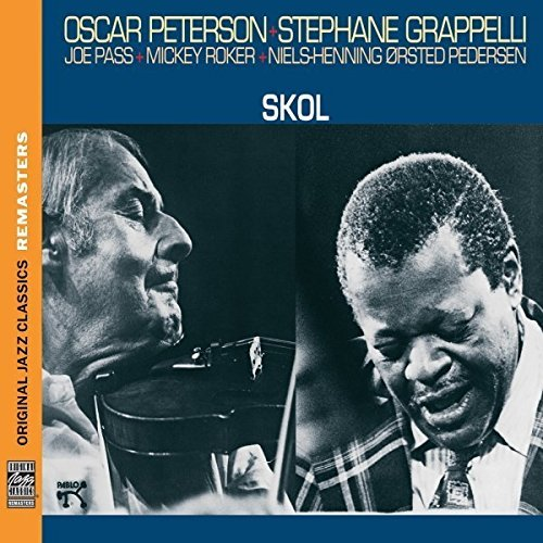 Oscar & Stephane Grap Peterson Skol Original Jazz Remastered