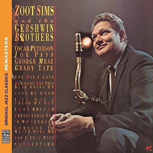 Zoot Sims Zoot Sims & The Gershwin Broth Remastered