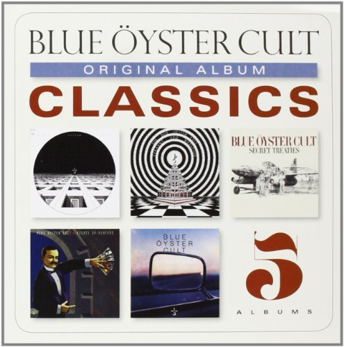 Blue Öyster Cult Original Album Classics #2 5 CD
