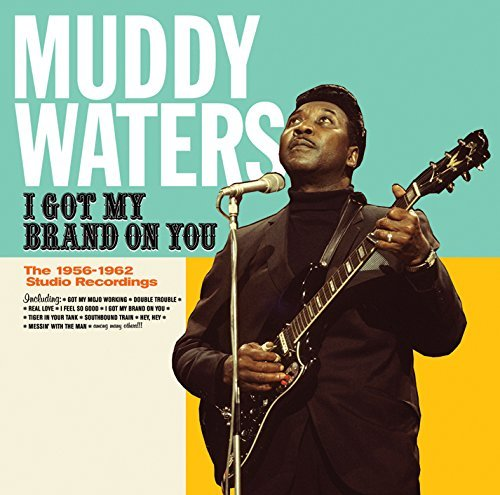 Muddy Waters I Got My Brand On You Import Esp