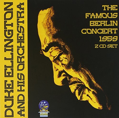 Duke & His Orchestra Ellington Famous Berlin Concert 1959 2 CD