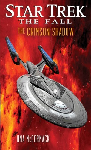 Una Mccormack Star Trek The Fall The Crimson Shadow