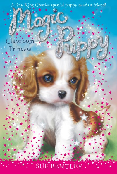 Sue Bentley Classroom Princess Magic Puppy