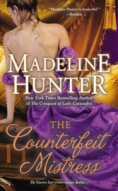 Madeline Hunter The Counterfeit Mistress