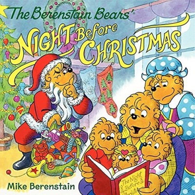 Mike Berenstain The Berenstain Bears' Night Before Christmas