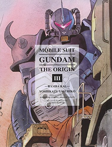 Yoshiyuki Tomino Mobile Suit Gundam The Origin Volume Iii Ramba Ral