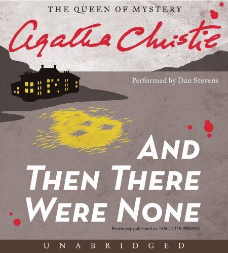 Agatha Christie And Then There Were None CD