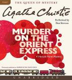 Agatha Christie Murder On The Orient Express CD A Hercule Poirot Mystery
