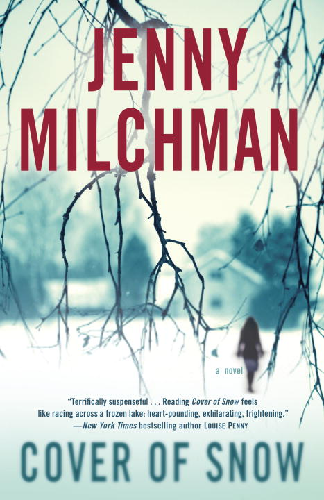 Jenny Milchman Cover Of Snow