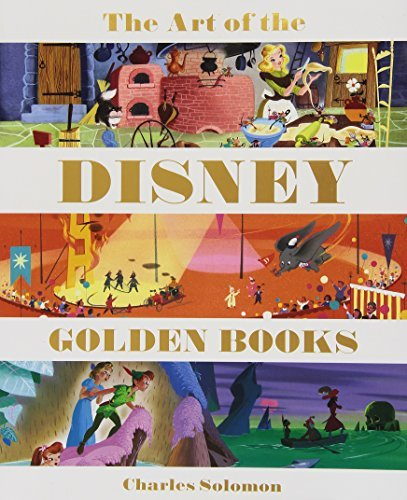 Charles Solomon The Art Of The Disney Golden Books