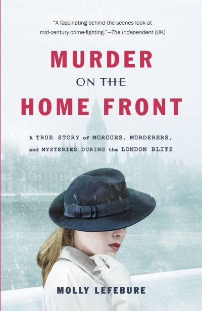 Lefebure Murder On The Home Front