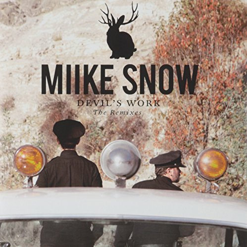 Miike Snow Devil's Work The Remixes 7 Inch Single
