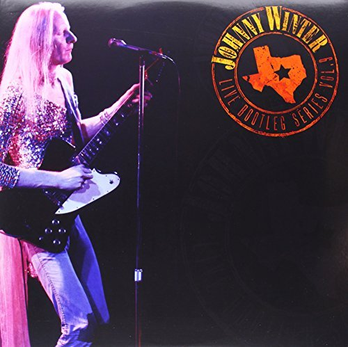 Johnny Winter Vol. 9 Live Bootleg Series 180gm Vinyl