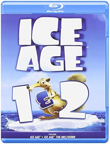 Ice Age 1 & 2 Ice Age 1 & 2 Blu Ray Ws Nr