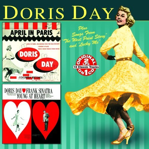 Doris Day Young At Heart April In Paris 2 On 1