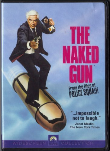 Naked Gun From The Files Of Po Nielson Simpson Presley