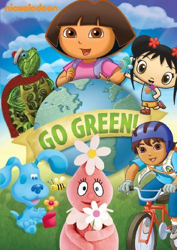Go Green! Nick Jr. Favorites Nr