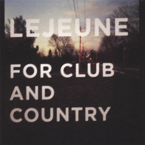 Lejeune For Club & Country