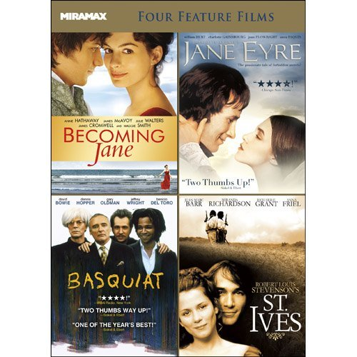 Vol. 1 4 Acclaimed Films Miramax Critic's Choice Ws R