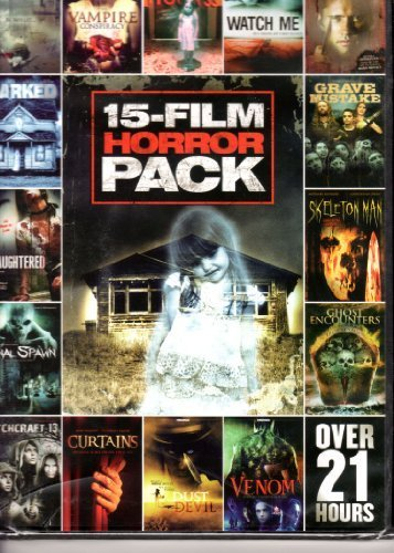15 Film Horror Pack 15 Film Horror Pack