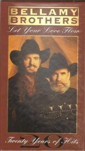 Bellamy Brothers Let Your Love Flow 20 Years Of Incl. 40 Pg. Book 2 CD Set