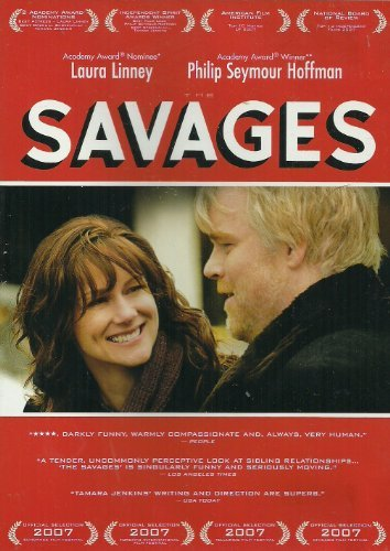 Laura Linney Philip Seymour Hoffman Philip Bosco T The Savages