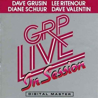 Grp Live In Session Grp Live In Session
