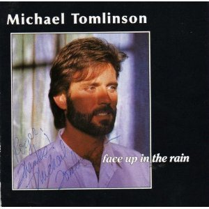Michael Tomlinson Face Up In The Rain