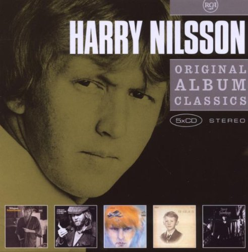 Harry Nilsson Original Album Classics 5 CD