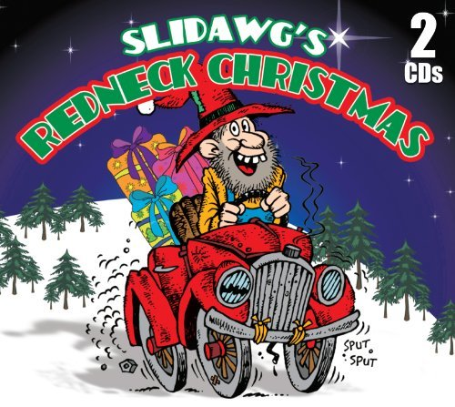 Slidawg And The Redneck Ramblers Slidawg's Redneck Christmas (2 CD Set)