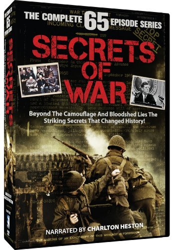 Complete Series Secrets Of War Nr 13 DVD