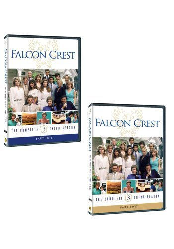 Falcon Crest Season 3 Made On Demand Nr 7 DVD