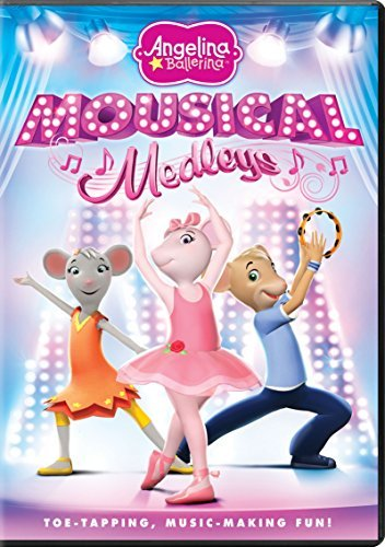Mousical The Musical Angelina Ballerina Nr