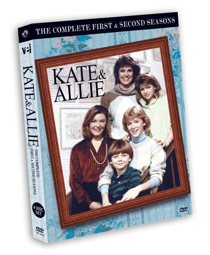 Kate & Allie Seasons 1 & 2