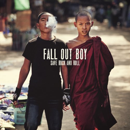 Fall Out Boy Save Rock & Roll 2 Lp